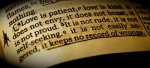 1 Cor 13:4